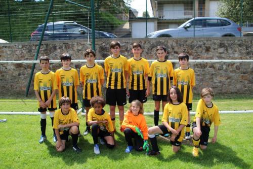 U13 Baraqueville
